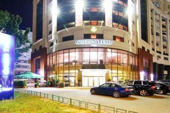 Fostul hotel Golden Tulip Times din Bucuresti se afiliaza lantului international Holiday Inn