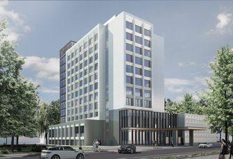 Credit de 14 mil. EUR pentru dezvoltarea noului hotel Radisson Blu din Cluj-Napoca