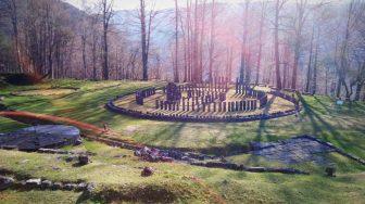 Situl arheologic Sarmizegetusa Regia a fost redeschis turistilor