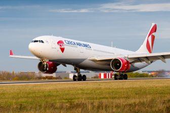 Czech Airlines reia zborurile spre Romania din 18 mai
