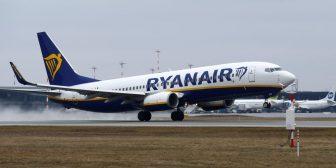 Ryanair reia zborurile operate de pe Aeroportul Oradea, din decembrie 2020