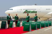 Alitalia ar putea fi vanduta catre Lufthansa