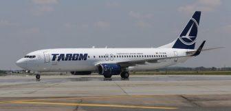 TAROM suspendă mai multe curse aeriene