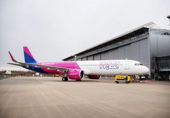 Wizz Air lanseaza in octombrie zboruri din Iasi si Craiova spre Birmingham