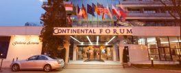 Continental Hotels a încetat colaborarea cu Accor