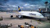 Lufthansa concediaza 20% din persoanele din conducere
