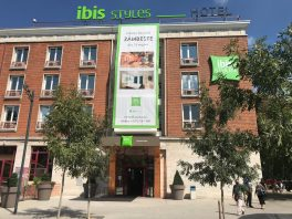 Hotelul ibis Styles Dunărea Galați a fost deschis in luna august 2020