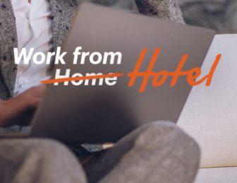 """""""Work from hotel"""" Dragoș Anastasiu încearcă să atragă turiștii în resort-urile lui"""