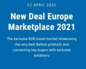 New Deal Europe  - Eveniment, virtual, dedicat stimularii turismului in Balcani si sud-estul Europei
