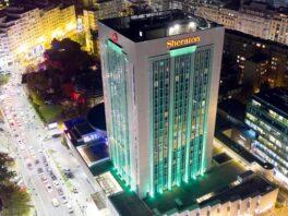 Planurile de extindere a hotelului Sheraton din Bucuresti au fost amanate